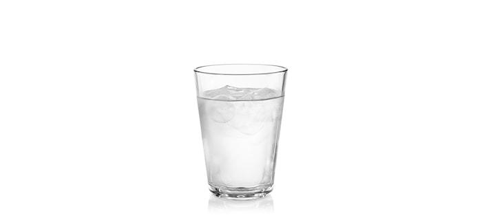 Vannglass 4 stk 38 cl