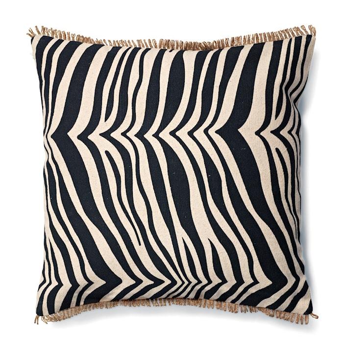 Zebra Pude 50x50