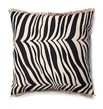 Pute Zebra - Svart
