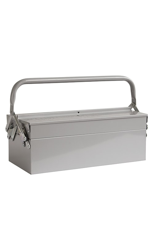 Værktøjskasse Tool 42 cm - Grå