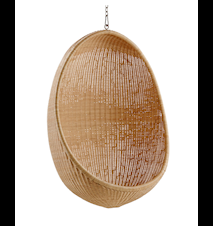 Hanging egg chair hengestol - For utendørsbruk