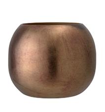 Vase Multi Alu Ø18x15,5 cm