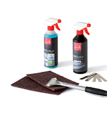 Complete cleaning set
