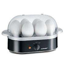 Eggkoker for 6 egg
