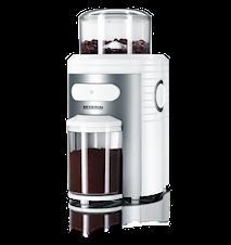 Elektrisk Kaffekvarn Vit