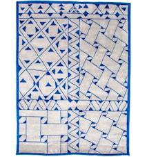 Daaskoe matta – Grå/blå