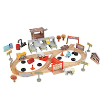 Disney® Pixar Autot 3 50 Piece Thunder Hollow Track Set