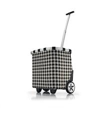Shoppingvagn Rutig 40 L