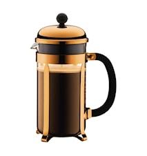 Chambord Kaffebrygger 8 kopper 1 liter Kobber
