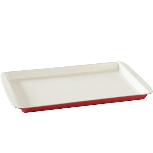 Form Röd 27x40 cm