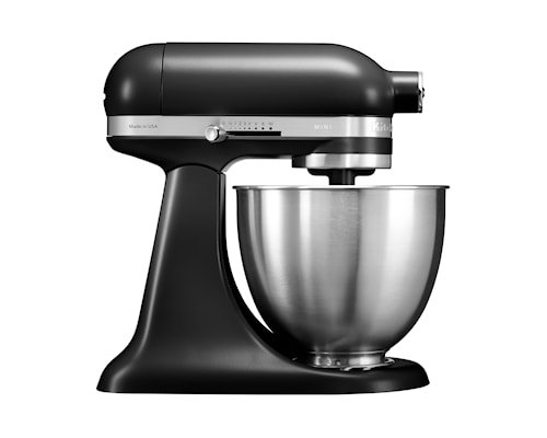 Artisan Mini Køkkenmaskine 3,3 liter Mat Sort