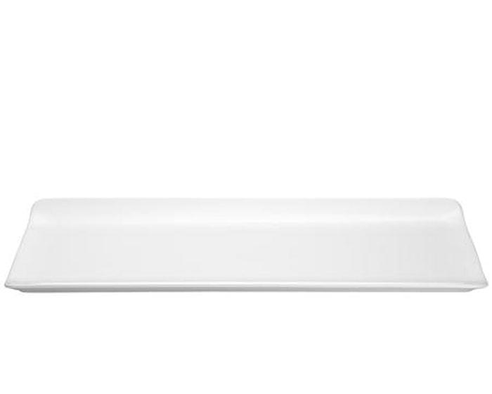 Vendome tallerken flad hvid, l: 3