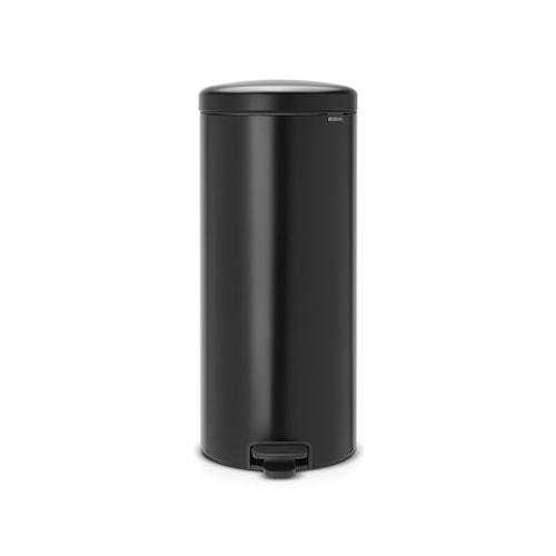 Pedalhink newIcon, plastinnerhink 30 L Matt Svart
