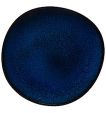 Lave bleu Salladstallrik