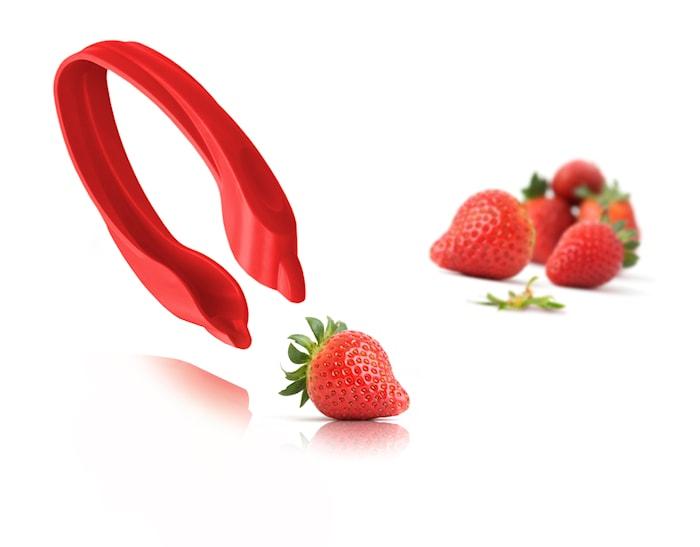 Strawberry Huller punainen