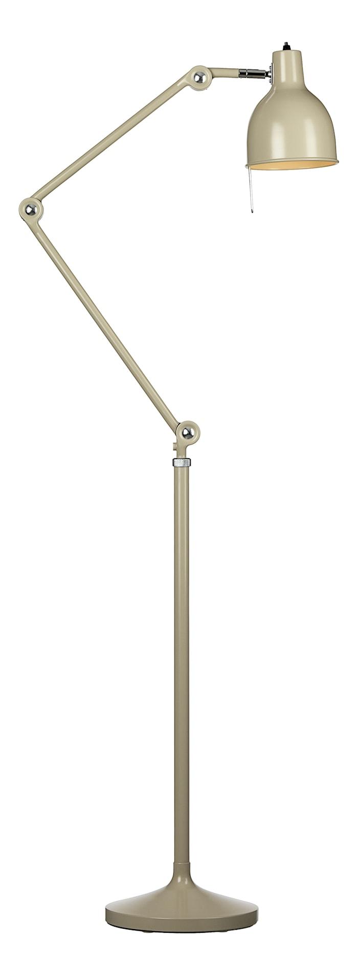 PJ80 golvlampa - varmgrå