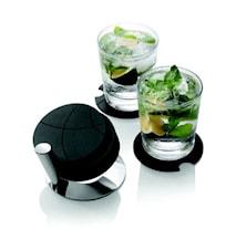 Cup stand- Glasunderlägg i silikon