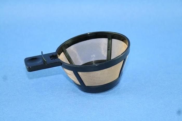 Permanent Kaffefilter 8-10 Koppar Guld